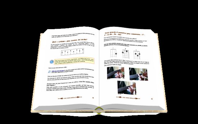 La methode ukela pour apprendre le ukulélé !